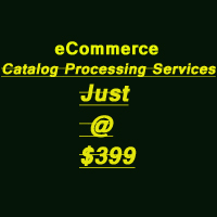 Catalog Processing Price