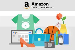 Amazon Product Upload Services