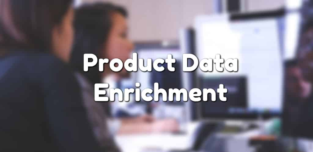 eCommerce Product Data Enrichment Services